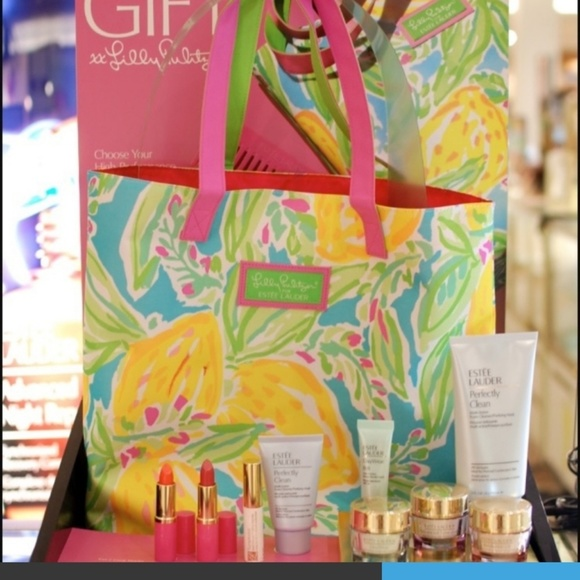 Lilly Pulitzer Handbags - Lilly Pulitzer Tote Bag